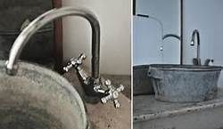 turn a dressor into a sink - Bing Images