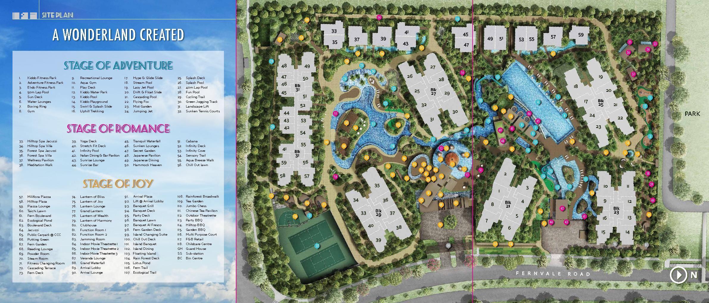 High Park Residences Fernvale Singapore Price Floor Plan New Condo Park Residences