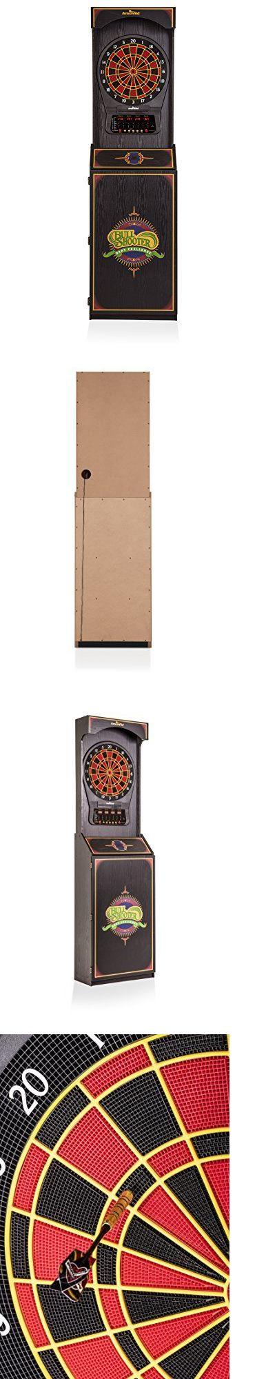 Rolling Pins 32885: Arachnid Arcade Style Cabinet Dart Game ...