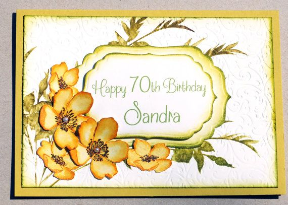 Handmade hand painted 3d floral layered greeting card by sbscards handmade hand painted 3d floral layered greeting card by sbscards 595 m4hsunfo