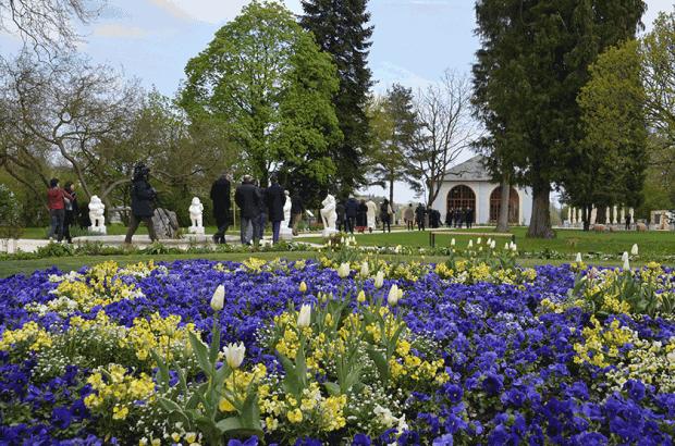 Stift Kremsmunster Garten Landesgartenschau Munster