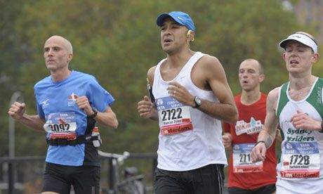 Why Don't Black People Run Marathons?