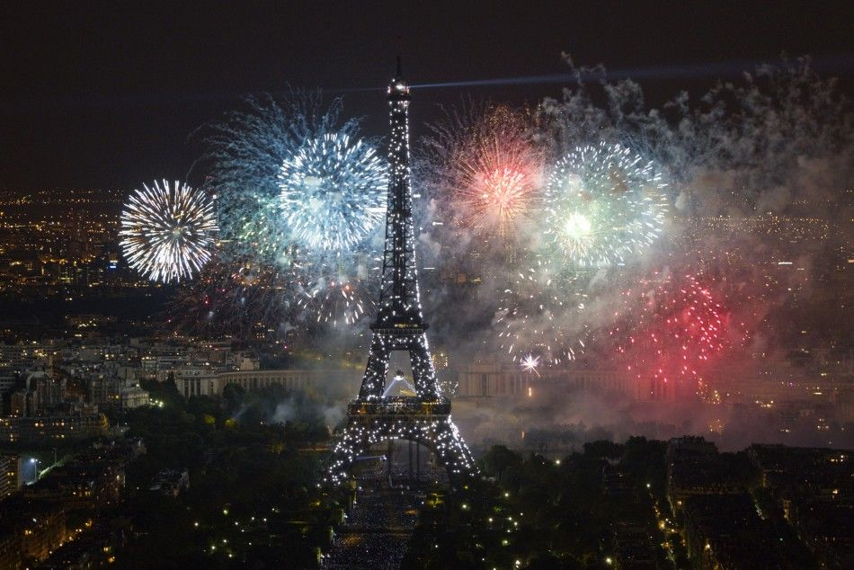 new years eve 2012 top destinations for britons slideshow