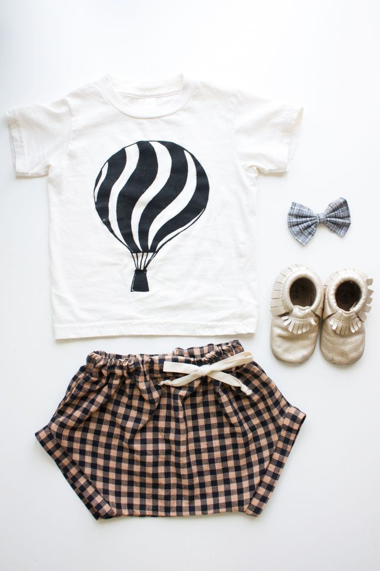 DIY Baggy Booty Shorties   Live Free Creative Co   Pinterest ...
