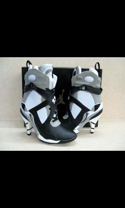eecac42903b Jordan oreo 5 heels