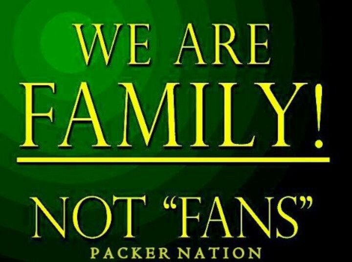 Family Packer Nation With Images Green Bay Packers Football Green Bay Packers Green Bay Packers Fans