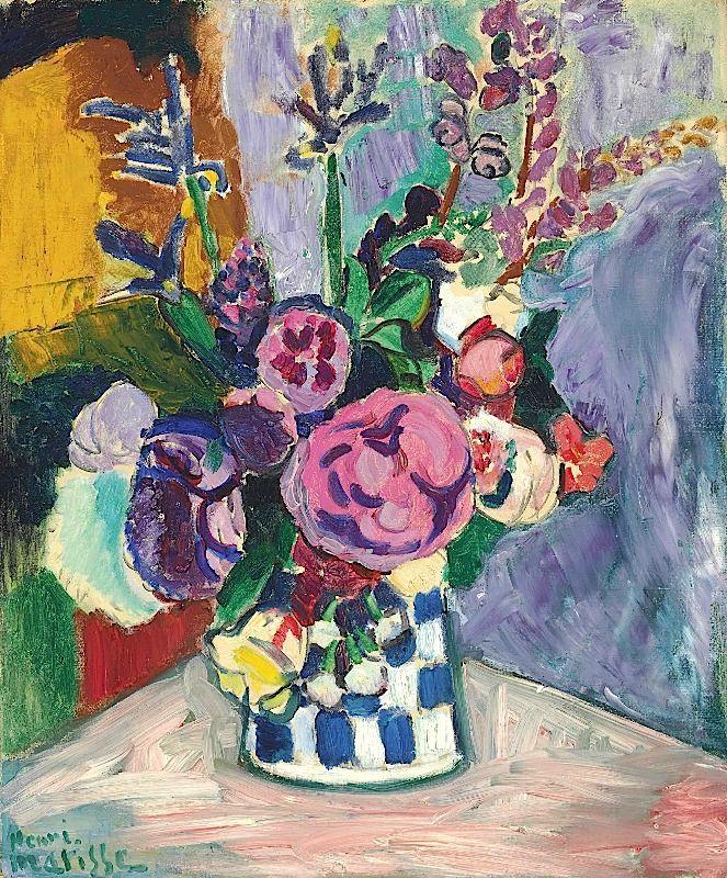 Henri Matisse (1869-1954) Les Pivoines