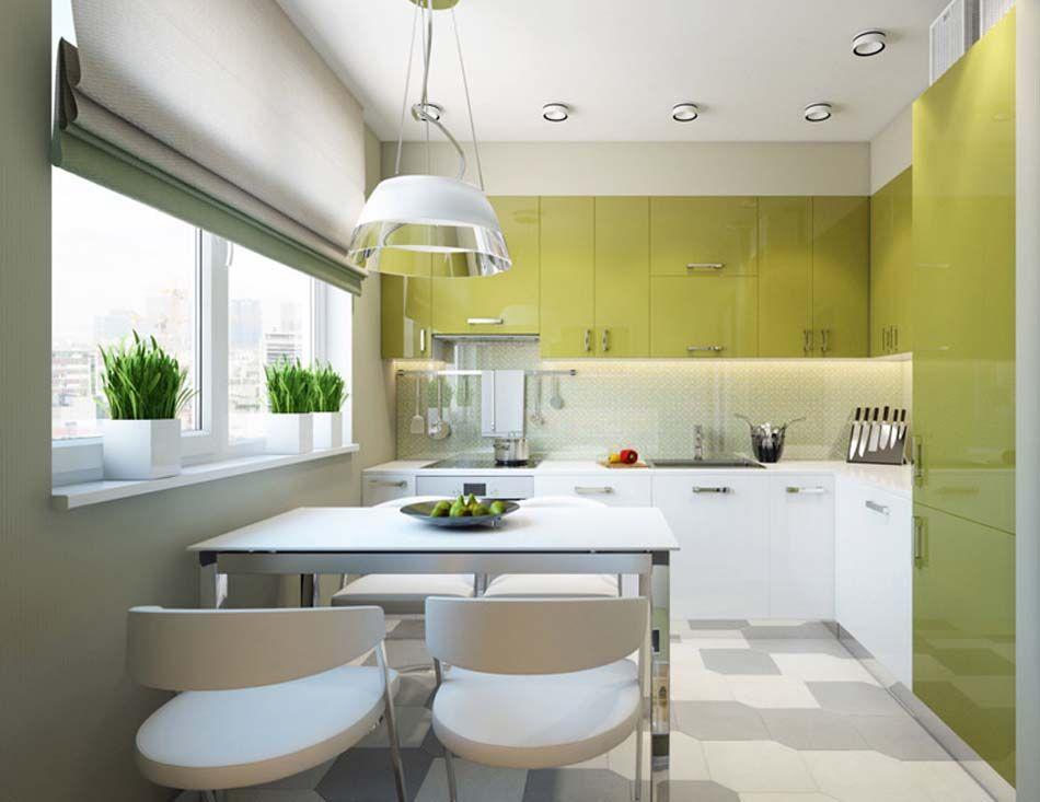 Appartement de ville avec une cuisine ouverte fonctionnelle et coin - image cuisine ouverte sur salon