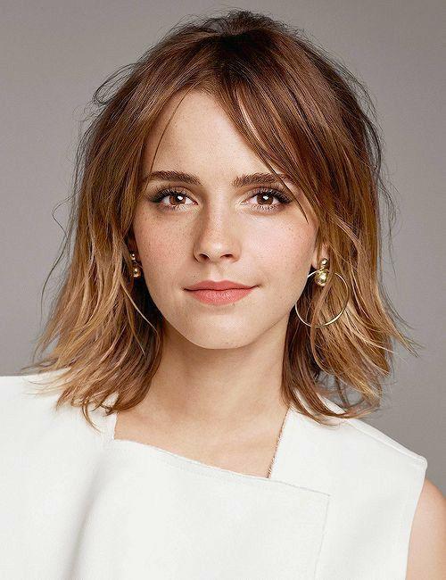 Emma Watson In 2020 Emma Watson Hair Emma Watson Makeup Short Hair Balayage