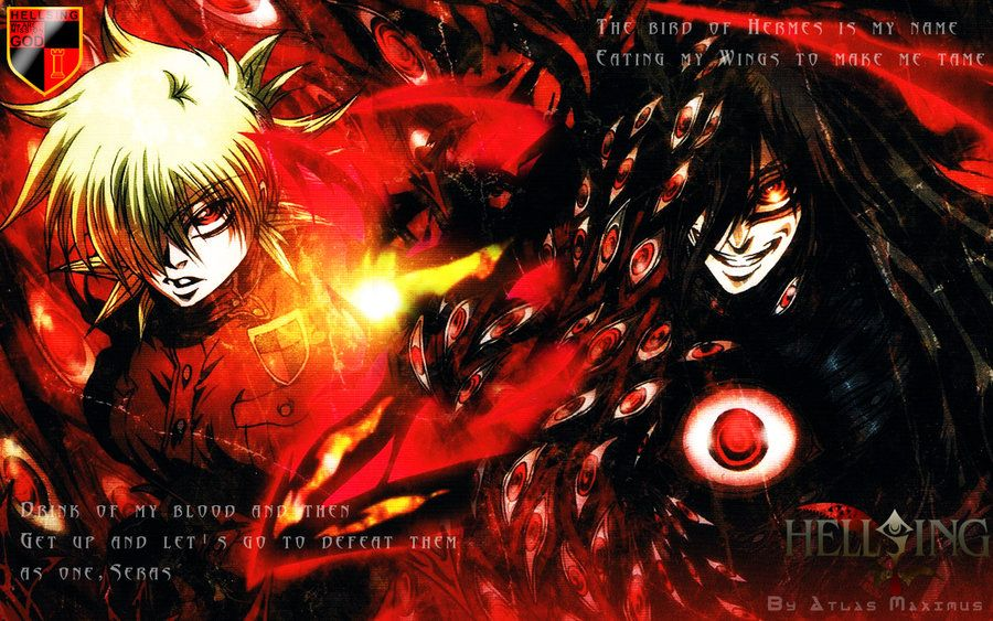 Alucard From Hellsing Ultimate | Wallpaper Alucard and ...