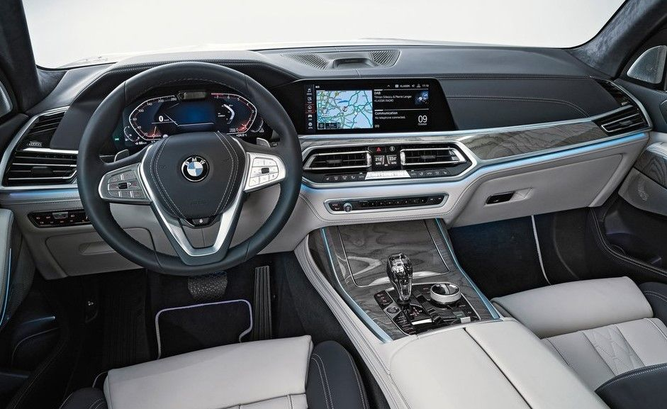 Bmw X7 2020 Redesign Interior Price Release Date With Images