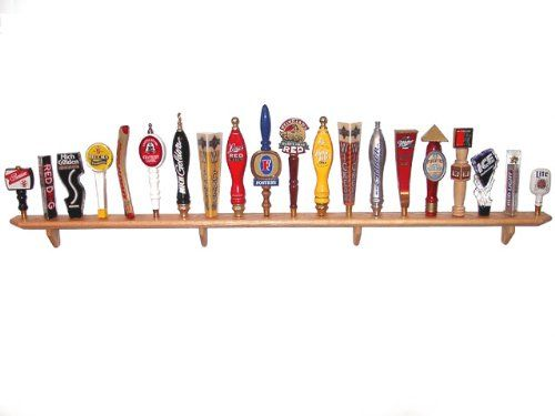 Amazon Com 20 Place Wall Hanging Tap Handle Display