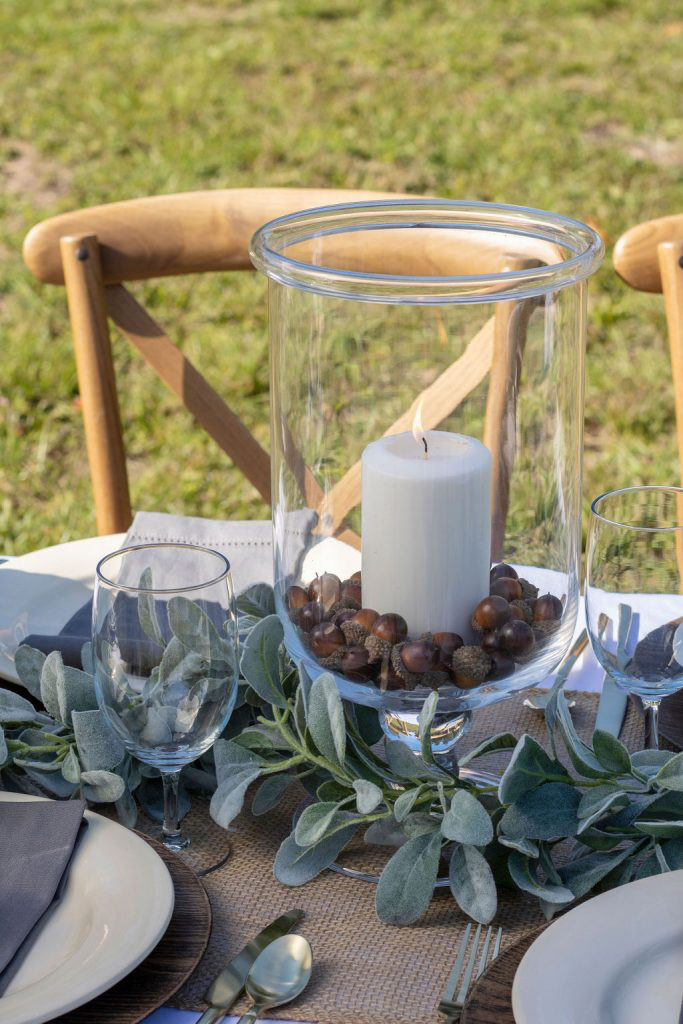 Recreate This Stunning Thanksgiving Table With Nothing
