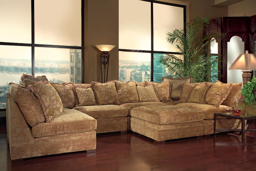 Huntington House 7100 Pit Group Sectional Contemporary Sectional Sofa Sectional Sofa Sofa Price