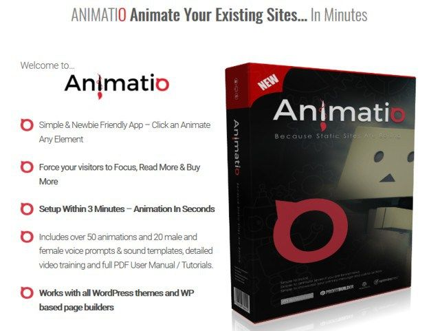 Animatio Animation Plugin Software by Mark Bishop Internet - sample user manual template