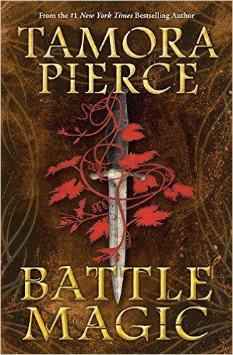 Amazon.com: Battle Magic (9780439842983): Tamora Pierce: Books