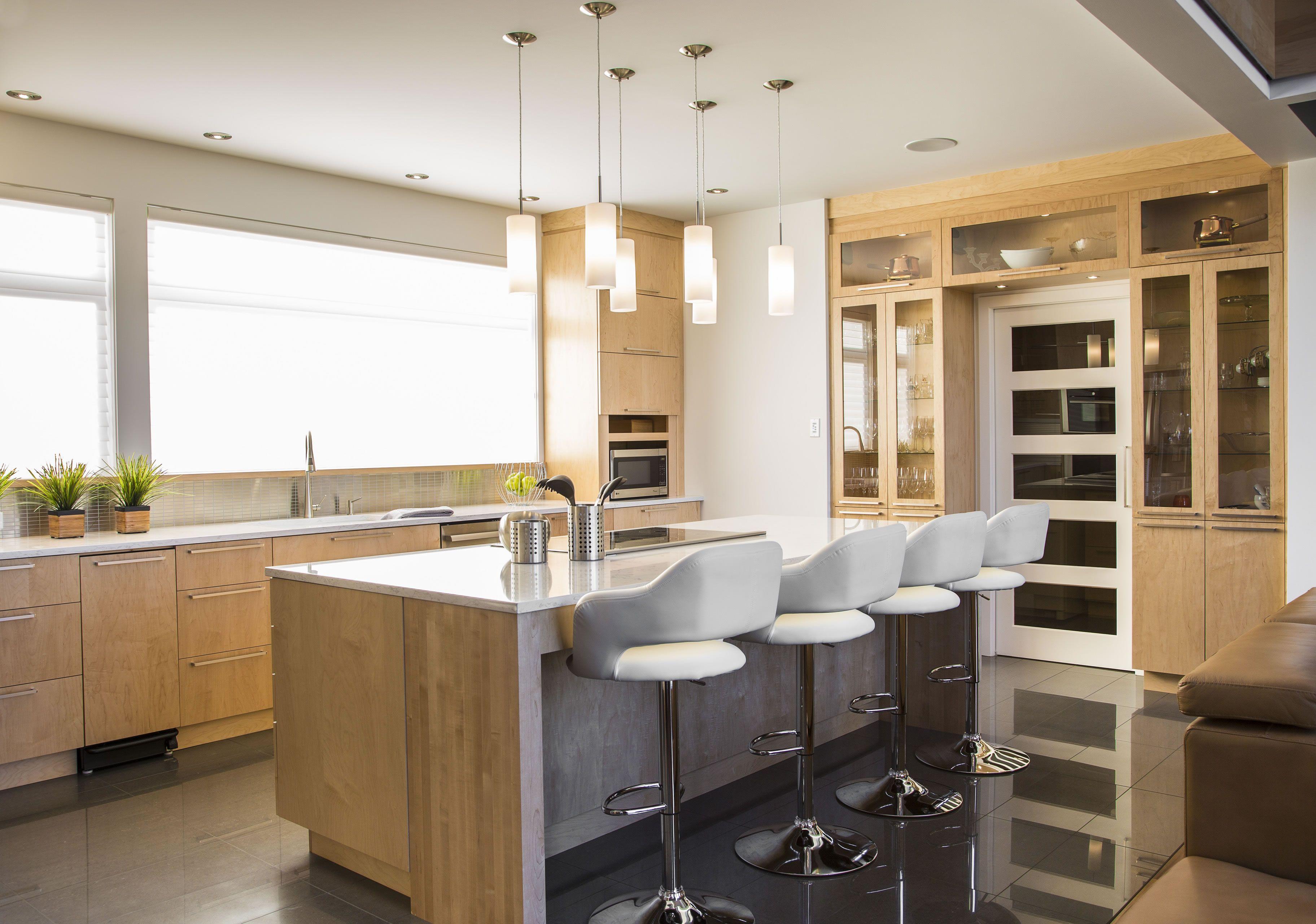 Inspirez vous conception et fabrication d 39 armoires de for Fabrication meuble cuisine