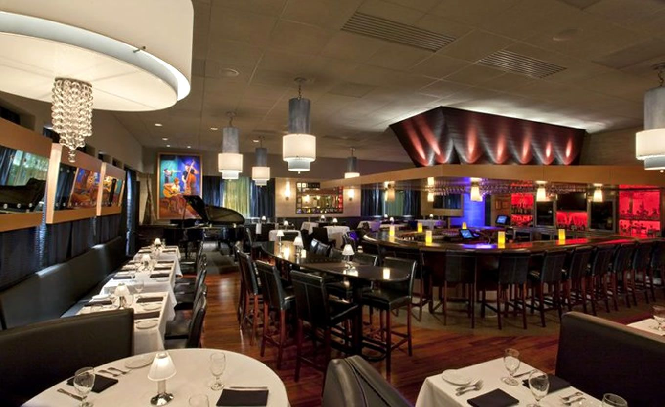 Resturant Decor Photos Luxury Restaurant Interior Design Of E V Prime Seafood Dallas