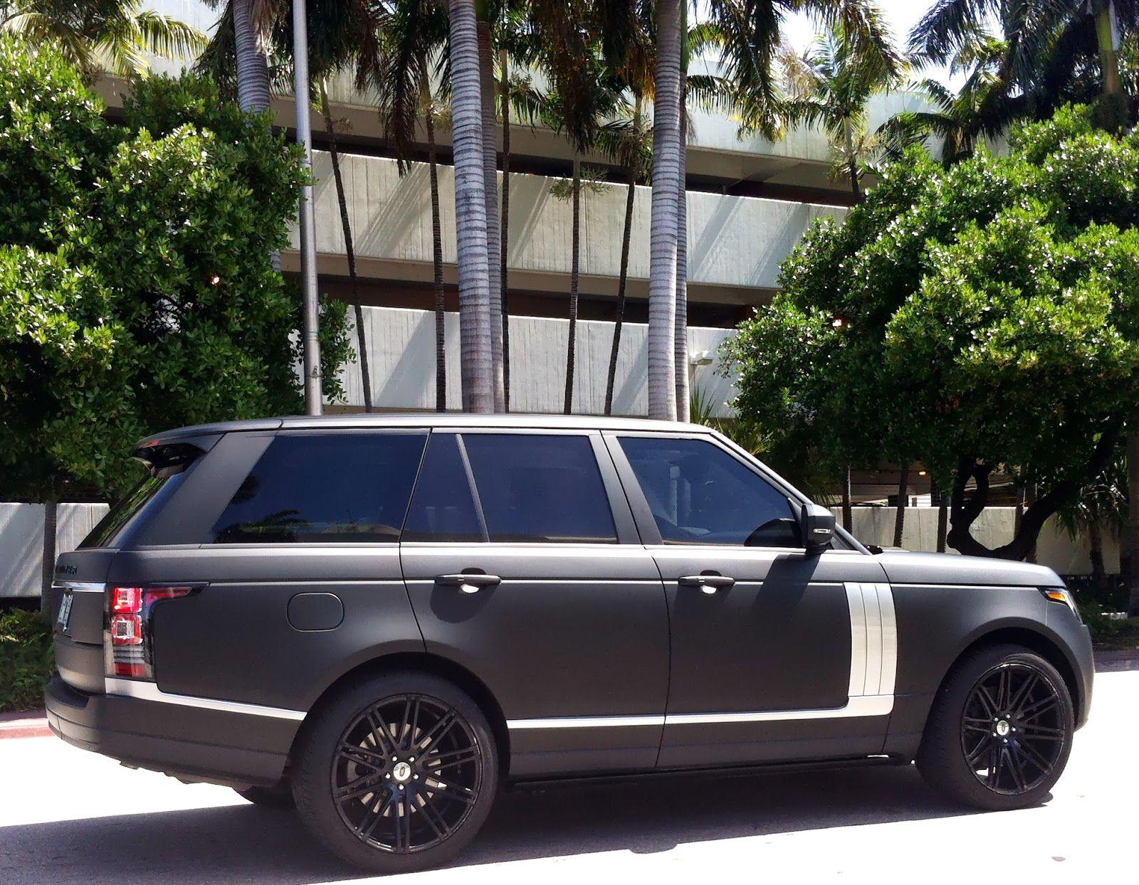 Range Rover, Luxury Cars