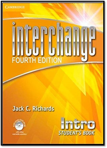 Pdfcd cambridge interchange intro student book 4th edition with pdfcd cambridge interchange intro student book 4th edition with self study dvd rom sch vit nam fandeluxe Image collections