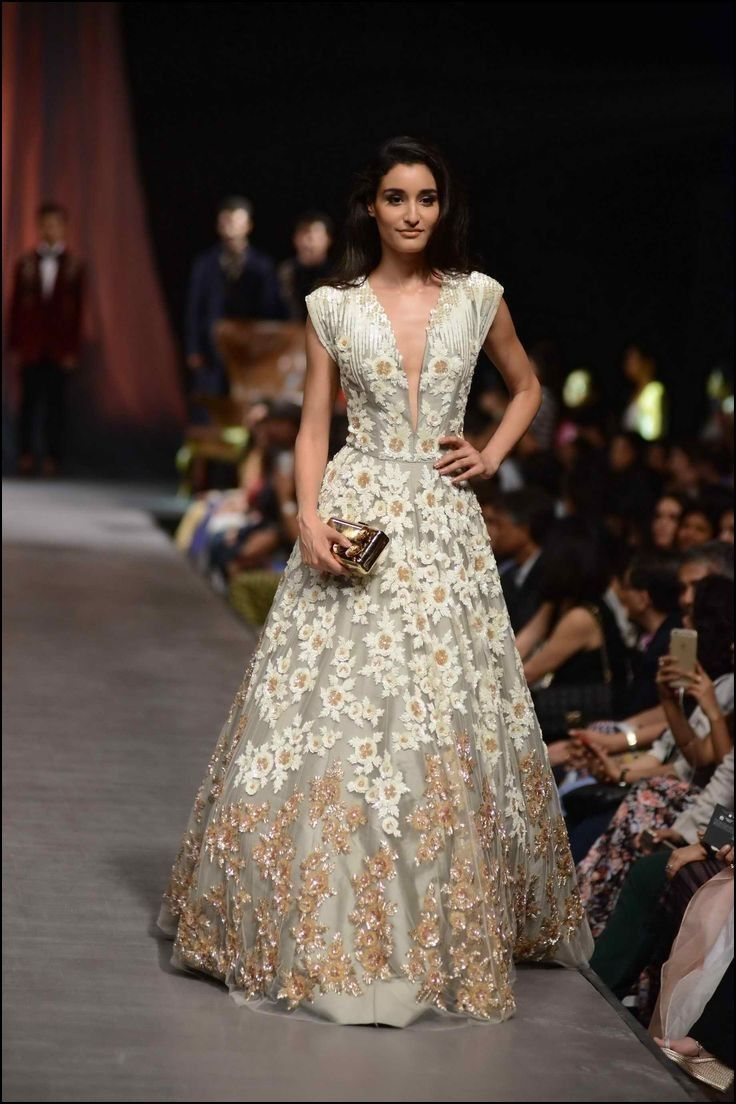 Manish malhotra gowns collection wedding dresses pinterest