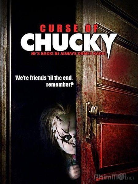 Ma Búp Bê 6: Lời nguyền của Chucky - HD