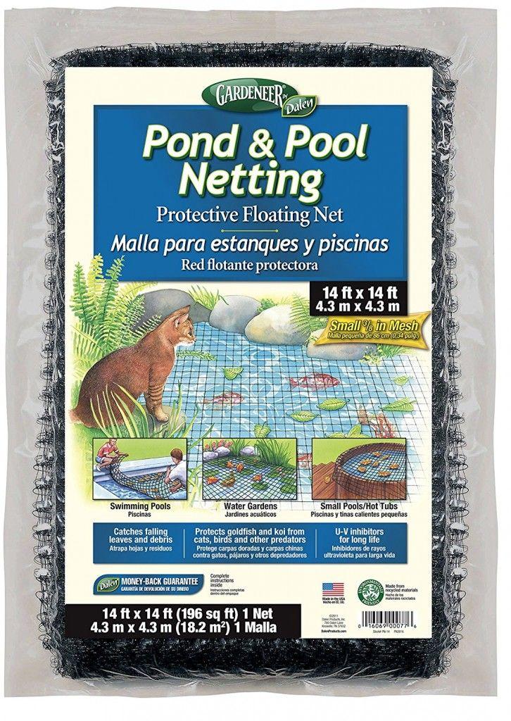 Koi Pond Netting Pond netting, Pool nets, Pond
