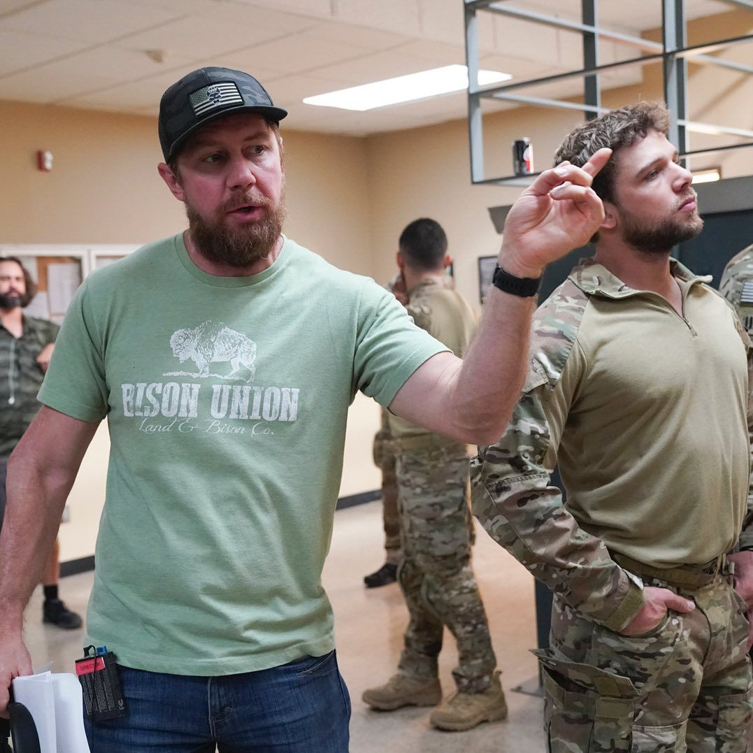 Army ranger tyler grey achieves directorial debut with