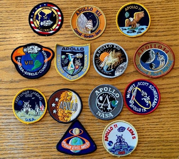 30 Interesting And Fun Facts About Neil Armstrong - Tons ... |Neil Armstrong Suit Badge