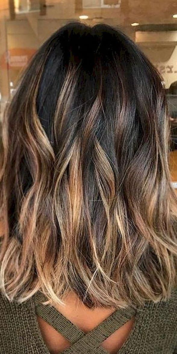 32 Fun Summer Hair Colors For Brunettes Blondes 2019 Love Casual
