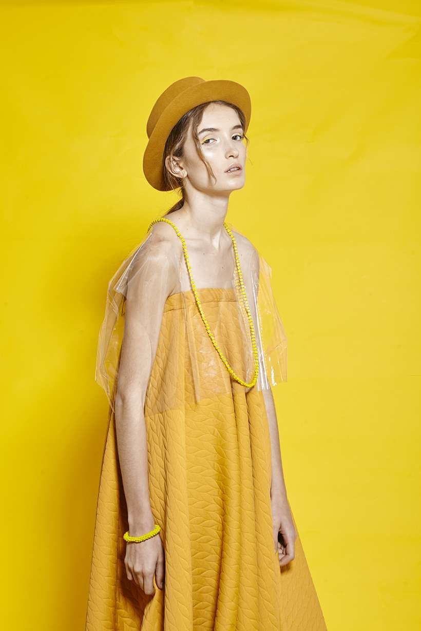 Editorial de moda: Pantone
