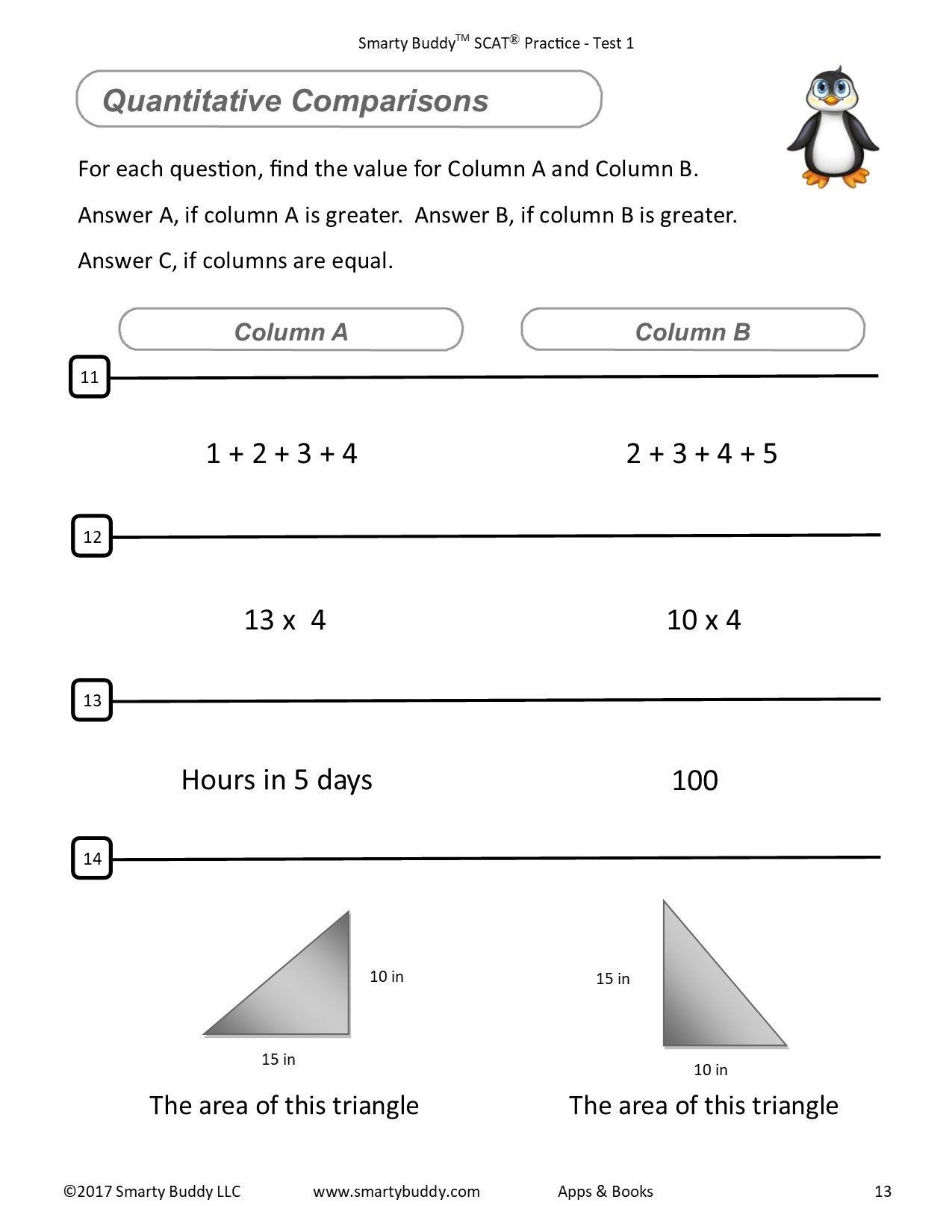 Ted And Talented Math Worksheets Ted And Talented