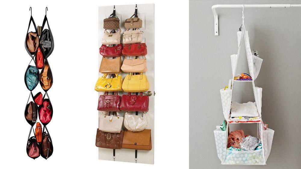 Rangement : comment ranger ses sacs à main sans les abîmer | Rangement sac, Sac à main