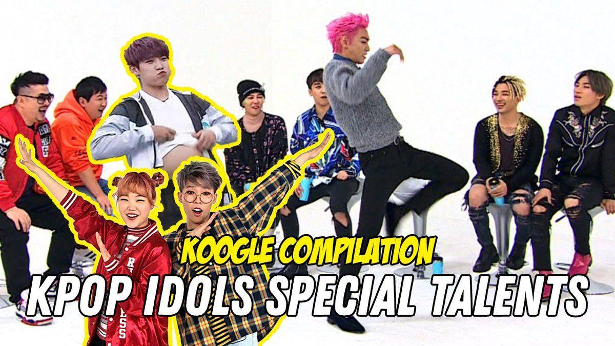 Kpop Idols Special Talents Kpop Idol Kpop Idol