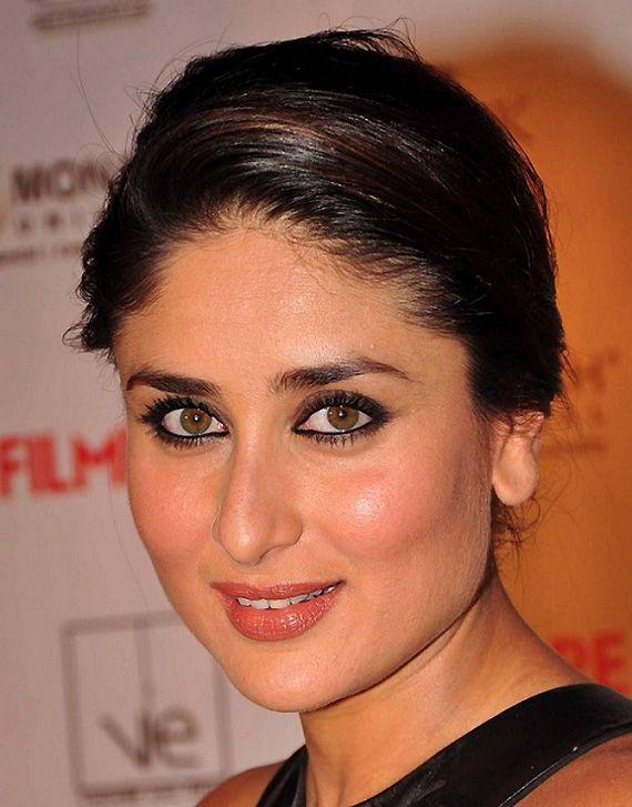 Eye Makeup Wear It Right See Pics For Close Set Eyes Like Kareena Kapoor If The Inner Corners Of Your Eyes Ar Kareena Kapoor Celebrity Makeup Makeup Looks