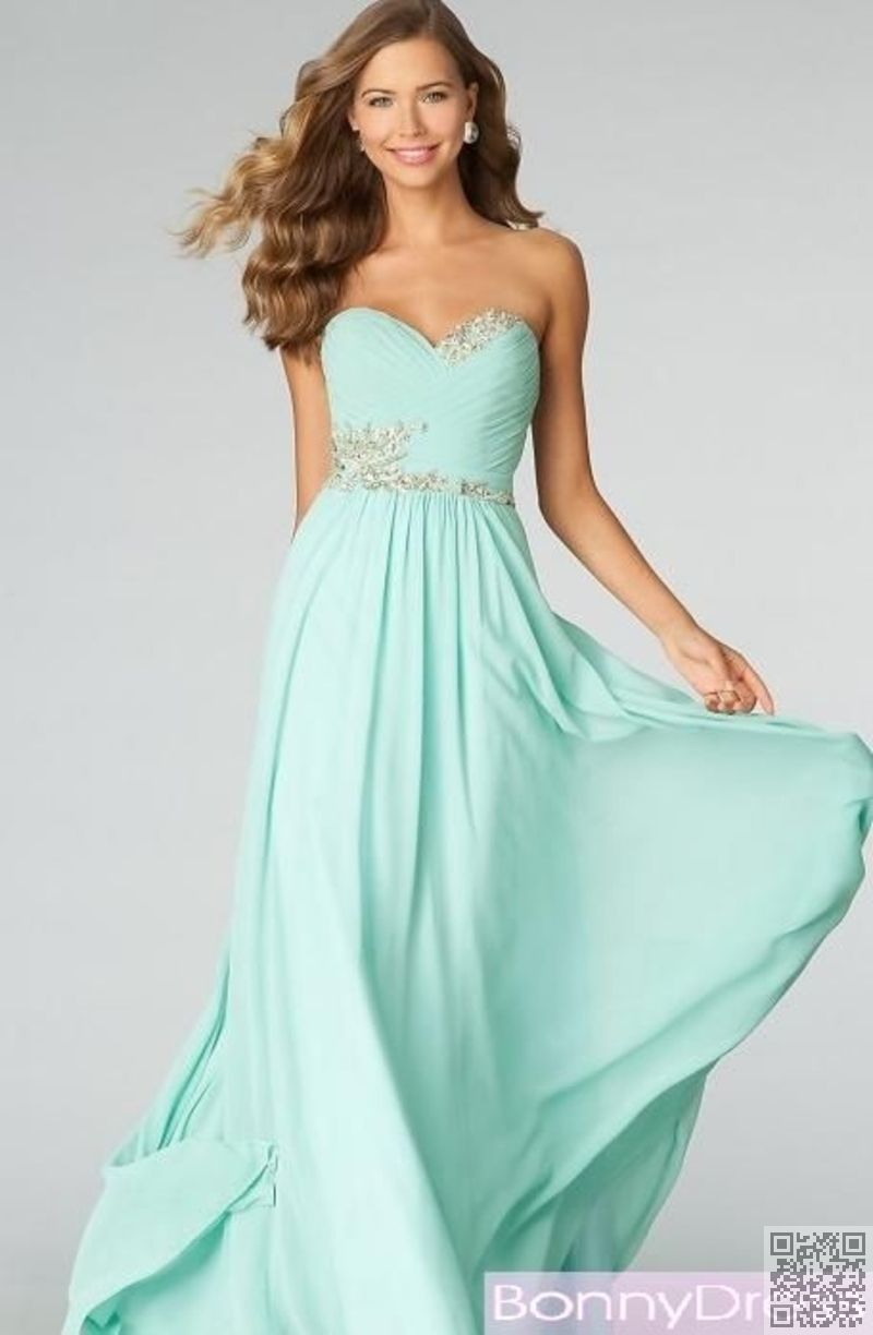 25 strapless amazing dresses for prom