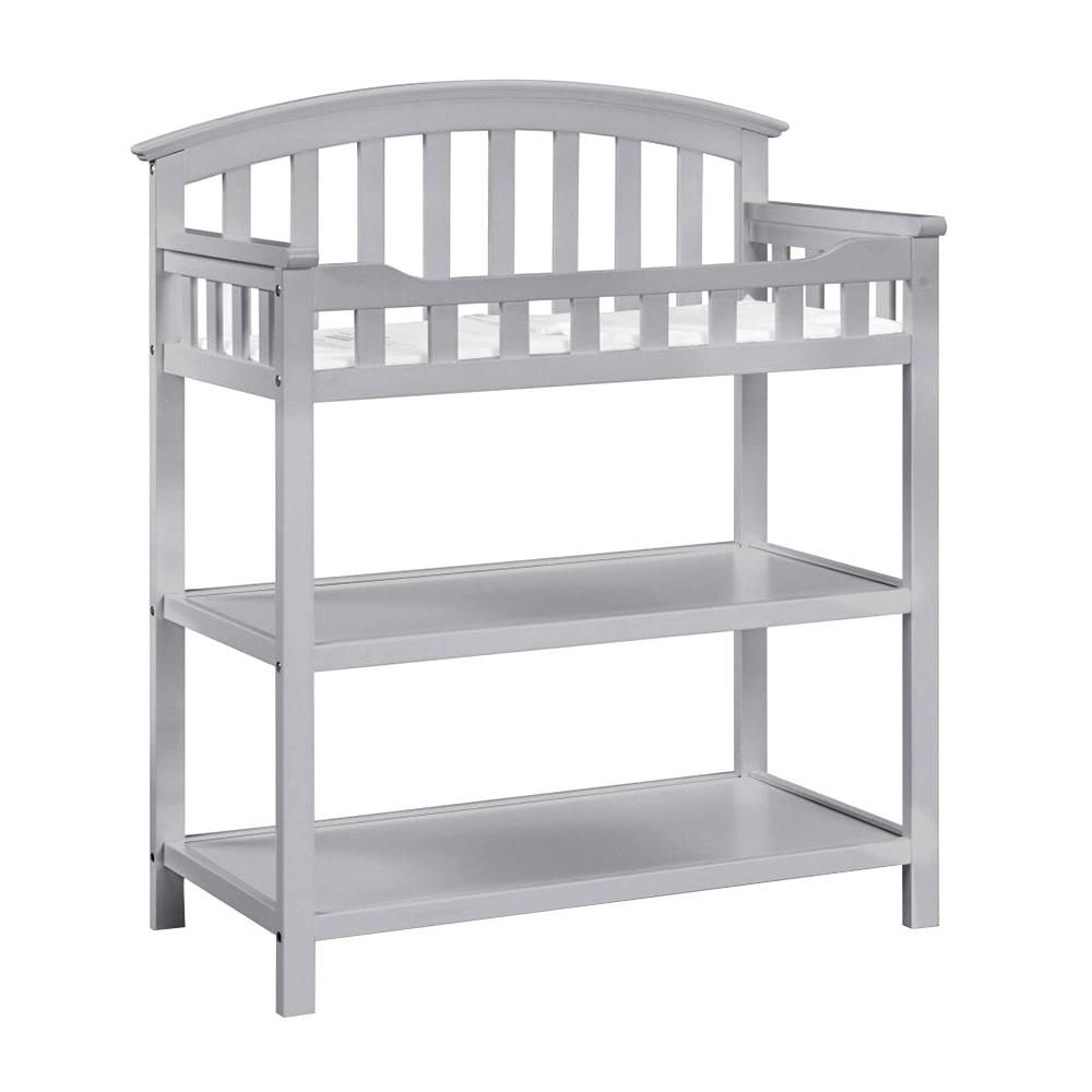 Graco graco pebble gray changing table 0052436f baby