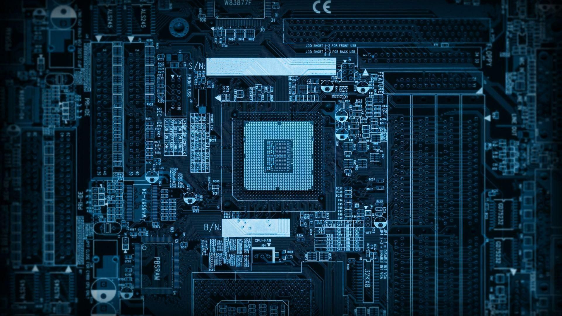 Printed Circuit Board Wallpapers