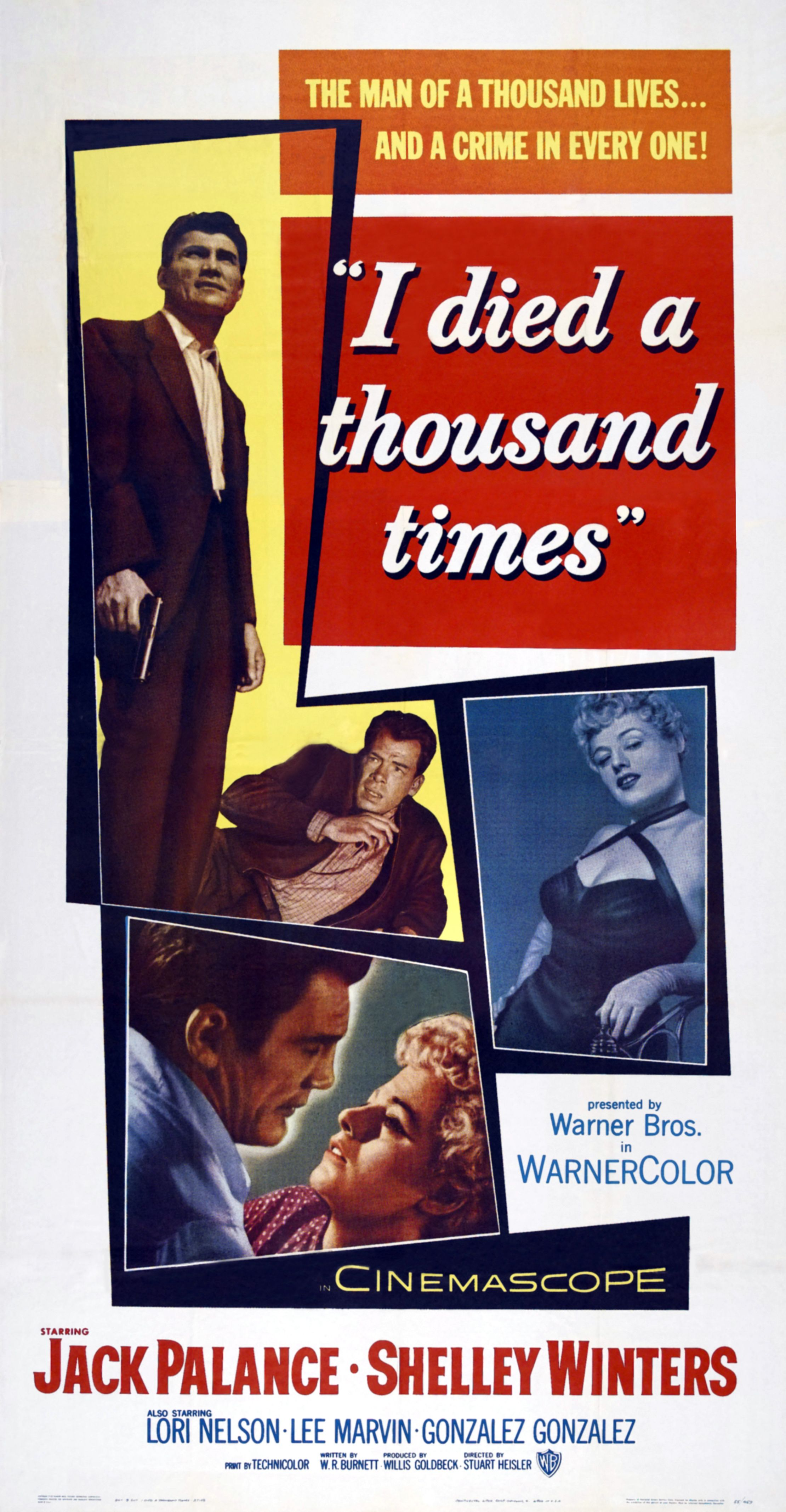 Jack Palance Filmes Simple an early jack palance thriller, now that guy had some character