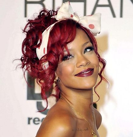17 best Celebrities with SWAG! images on Pinterest ... |Dope Rihanna Haircuts