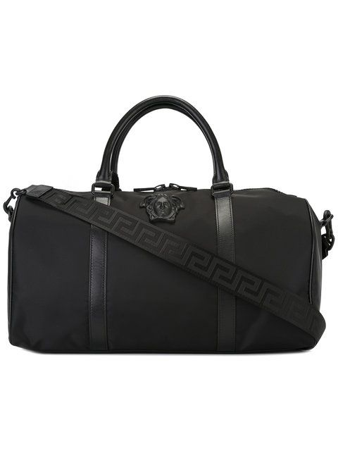 b64482b5fde2 VERSACE Medusa Head Weekend Bag.  versace  bags  leather  lining  travel  bags  nylon  weekend