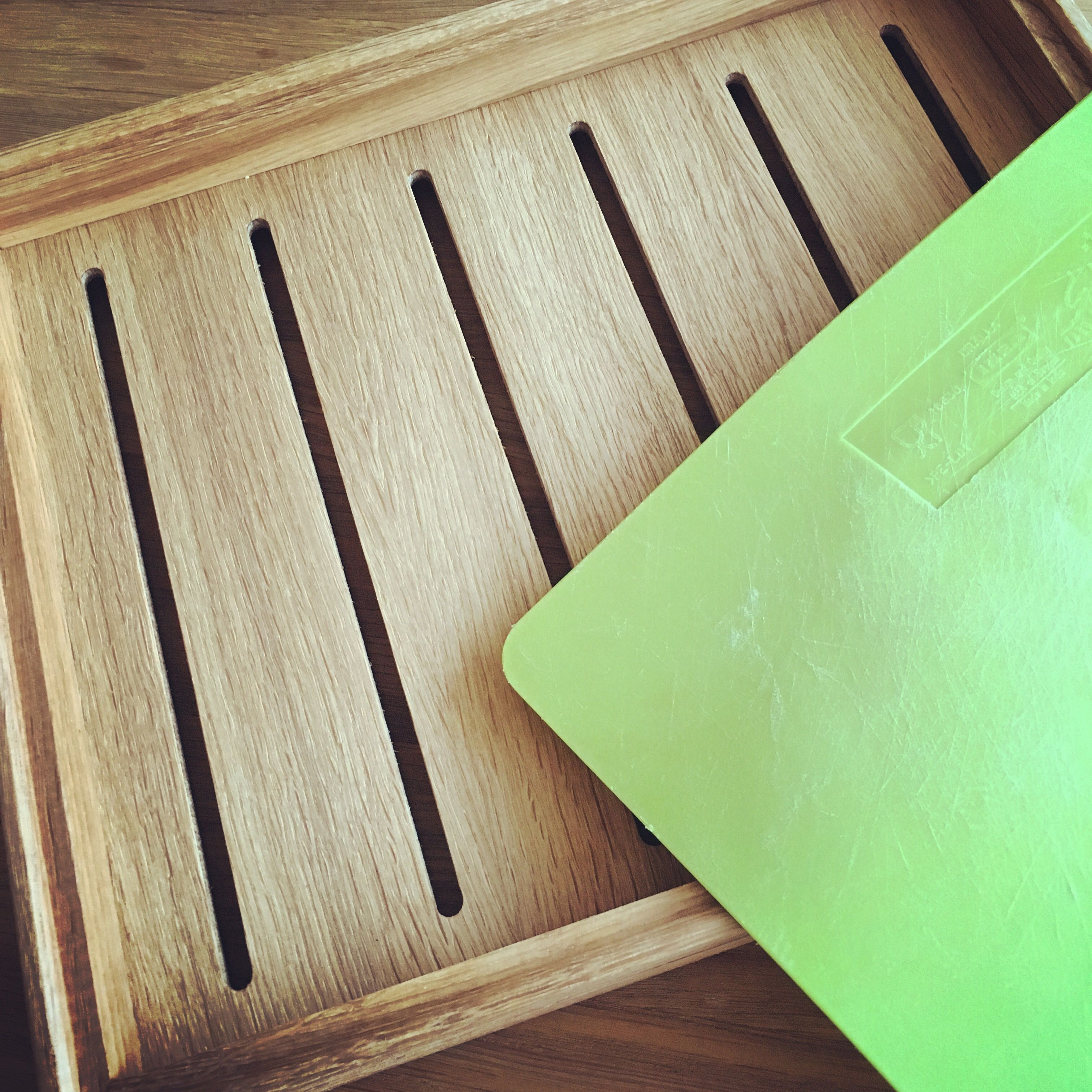 Super Easy Ikea Hack Upcycled Chopping Board Into Toaster Crumb Tray