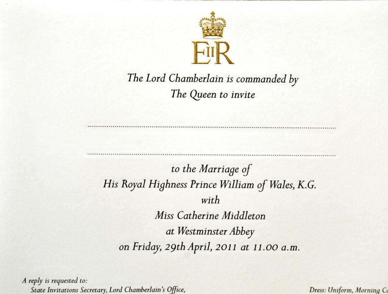 Prinz Harry Meghan Markle Diesen 30 Royalen Hochzeitstraditionen