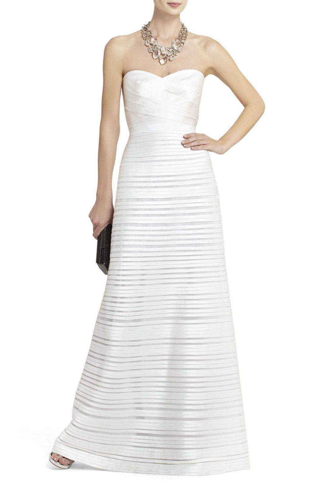 BCBG wedding gown 2013 bridal 1 | OneWed.com | wedding gowns ...