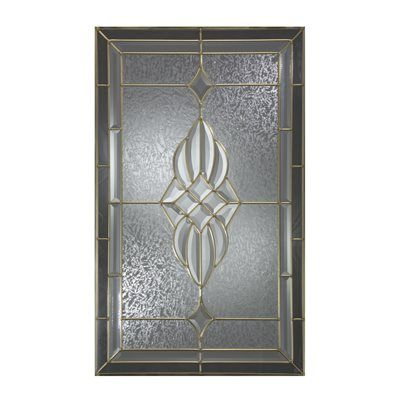 Odl Canada 51000 Prescott Decorative Entry Door Glass Lowes