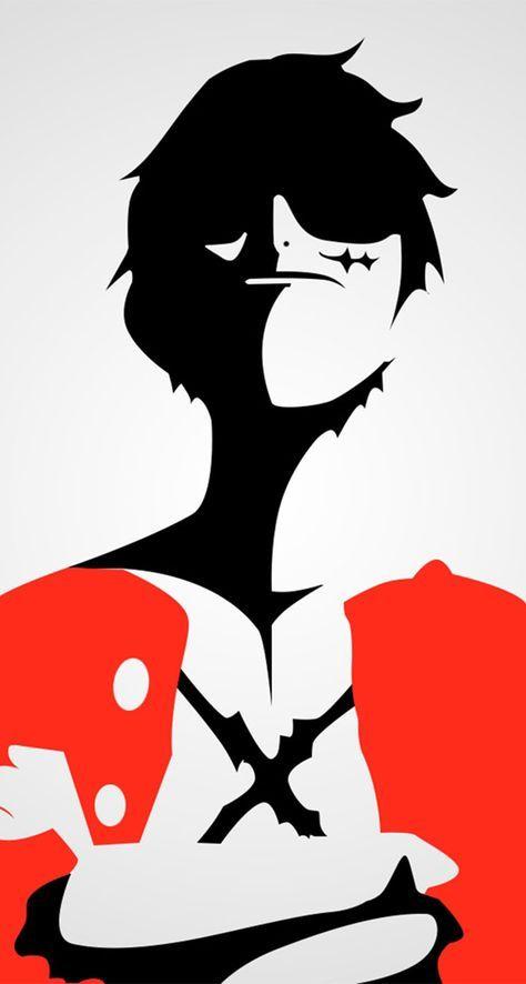 One Piece - Luffy Artwork   One piece luffy, One piece ...