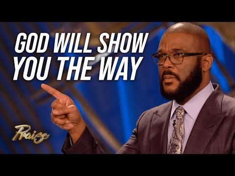 Tyler Perry: God's Guidance to Your Dreams (Full S