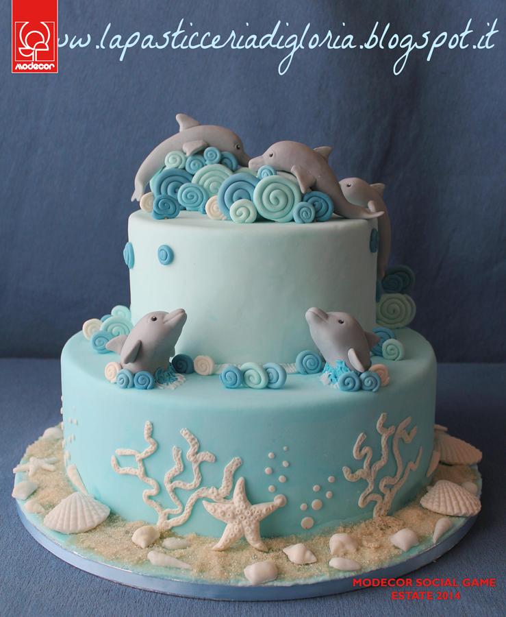Awesome Donatellacakes Cazzato Dolphin Birthday Cakes Dolphin Cakes Funny Birthday Cards Online Necthendildamsfinfo