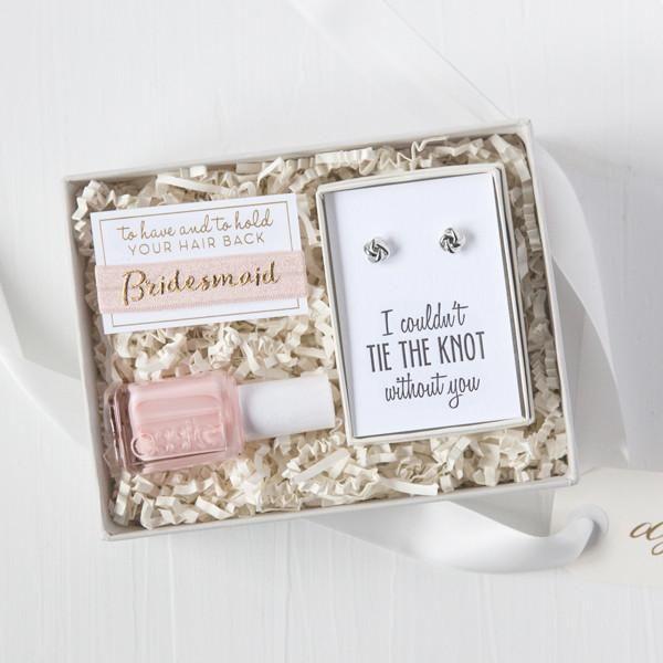 Petite bridesmaid gift box no 1 the perfect bridesmaid for Gifts for bridesmaids from bride
