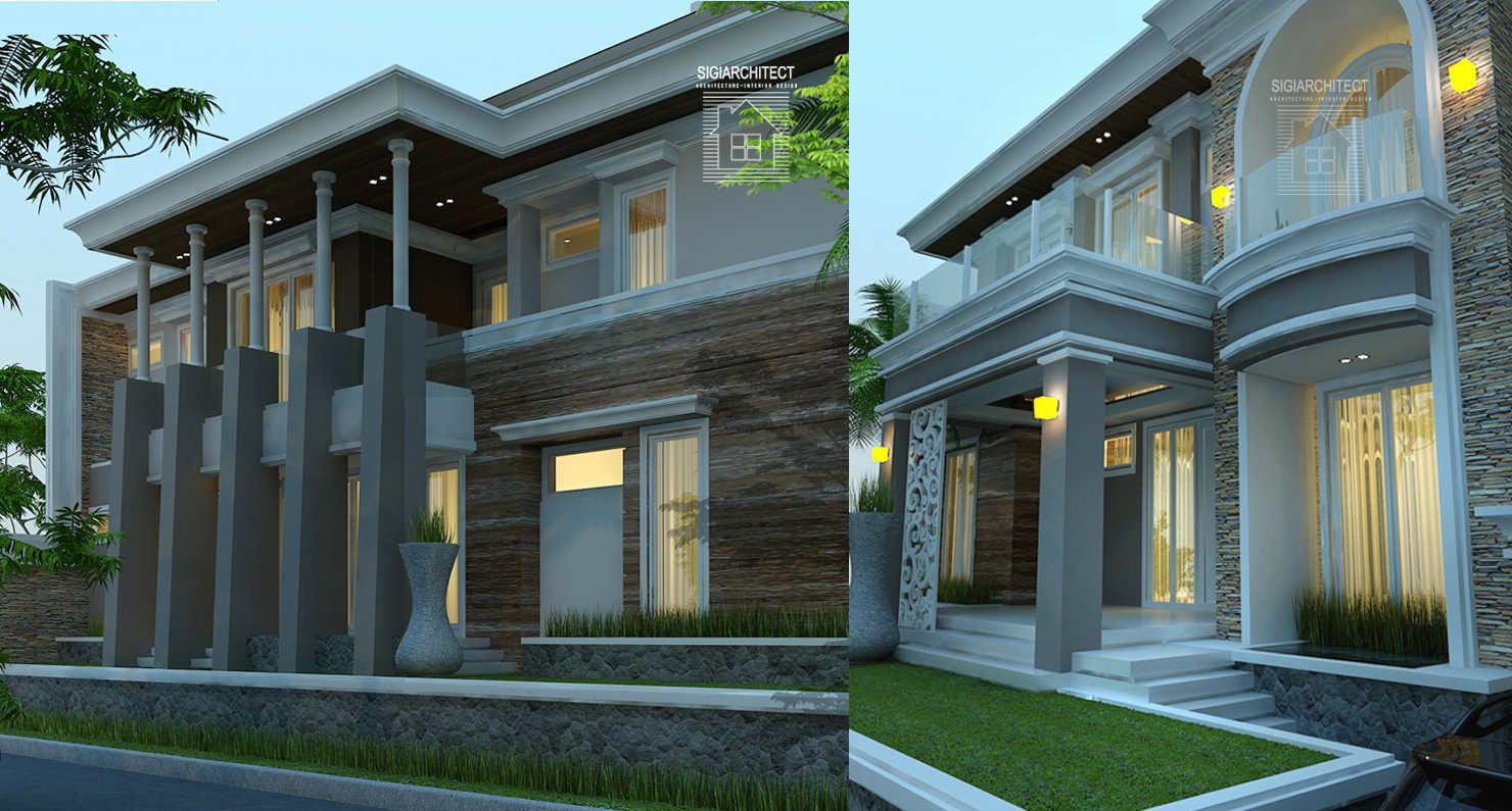 Desain Rumah Mewah Mediteran Basement Home Fashion Desain Rumah Rumah Mewah